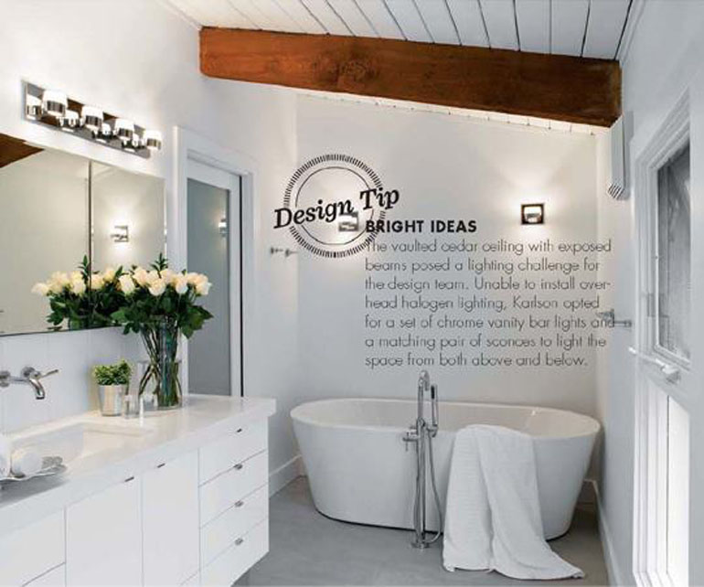 Vancouver Interior Design Projects Bathrooms