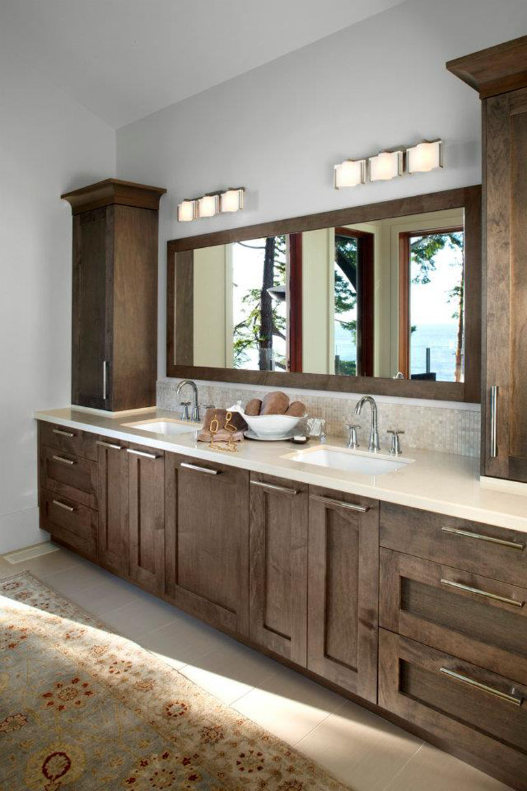 Vancouver Interior Design Projects Bathrooms Contemporary Post And Beam P